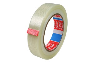 Tesa 4590 monofilament tape, glasvezel verstrekt, 105um 25mm x 50m