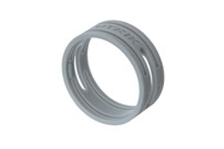 Xxr8 neutrik gekleurde merkring voor xx serie kabelconnectoren grijs - Grijs gekleurde ...