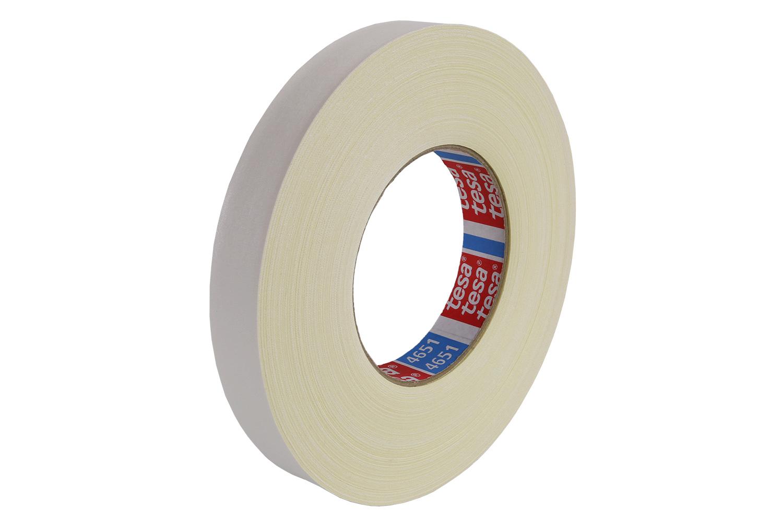 Favoriete Tesa 4651 tape 310um 19mm x 50m, sterke, witte, beschrijfbare KR97
